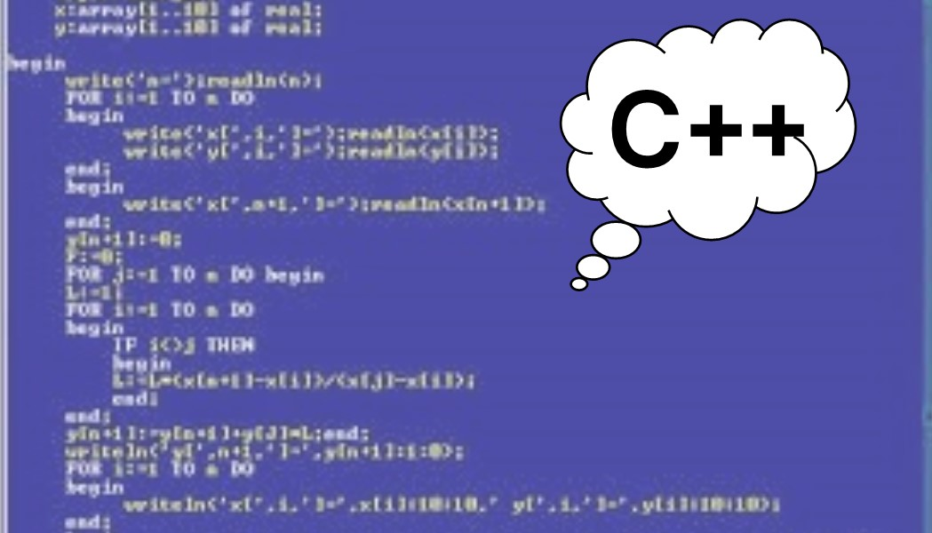 آموزش برنامه نویسی ++C
