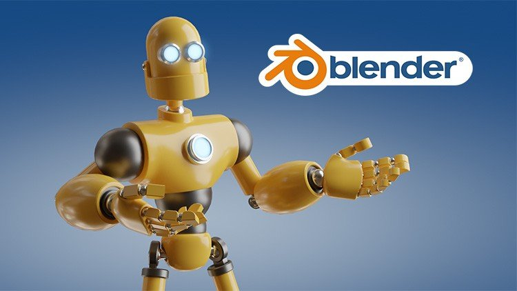 آموزش مقدماتی تا پیشرفته Blender