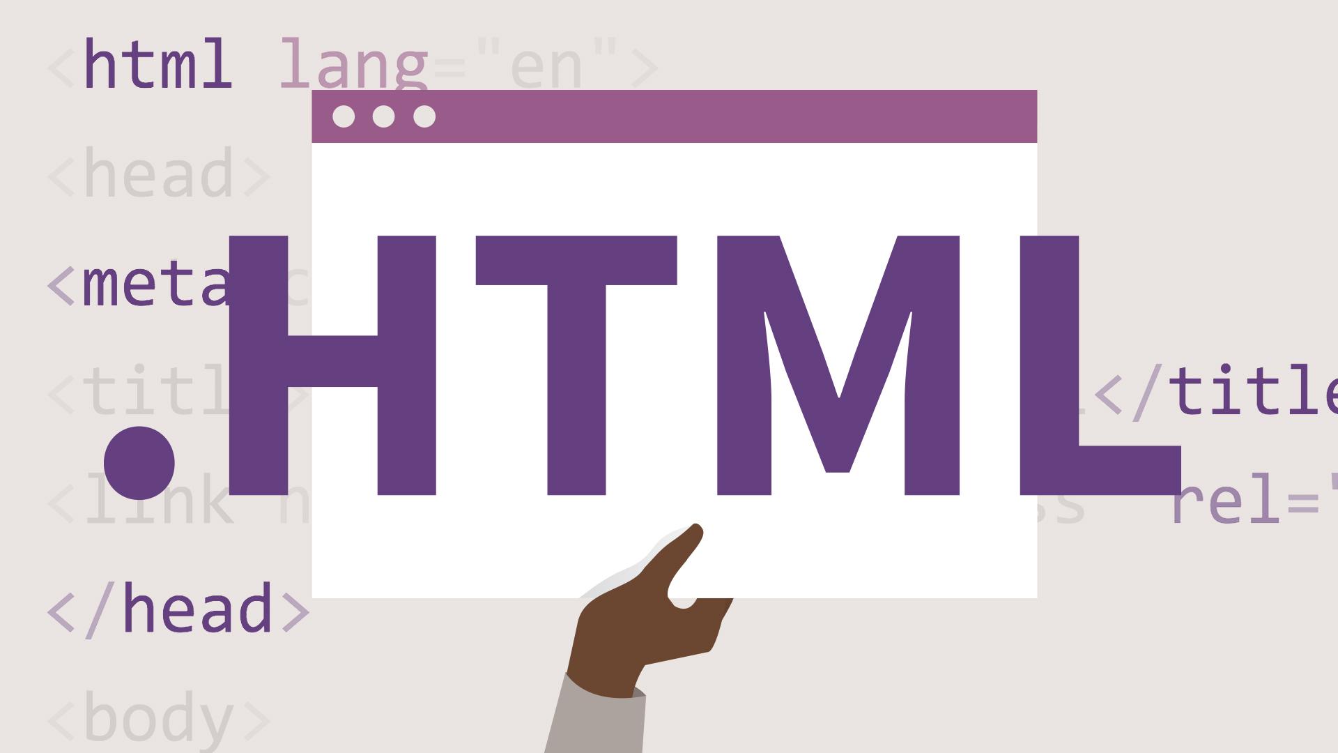 آموزش کاربردی HTML