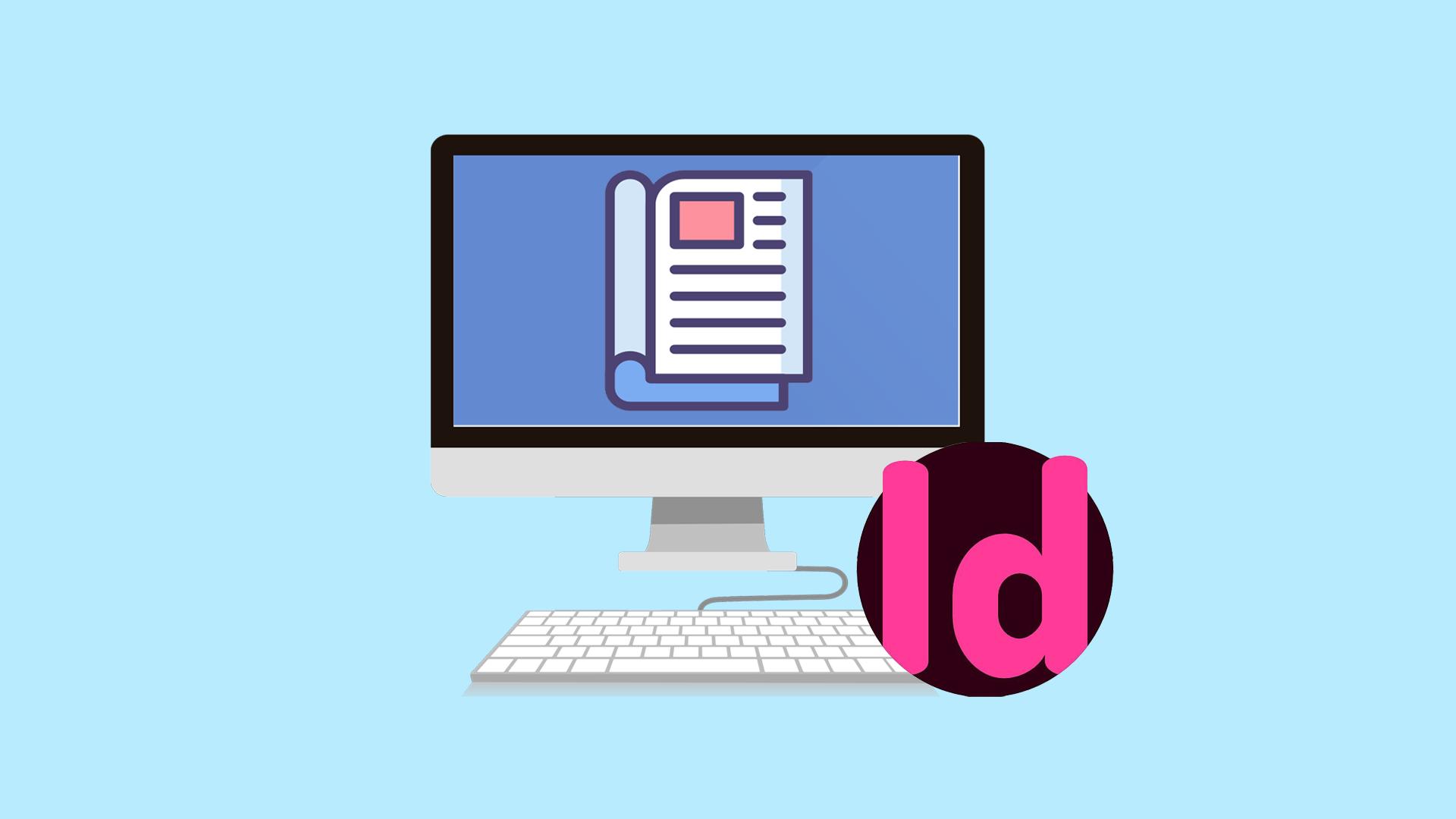 آموزش کاربردی InDesign