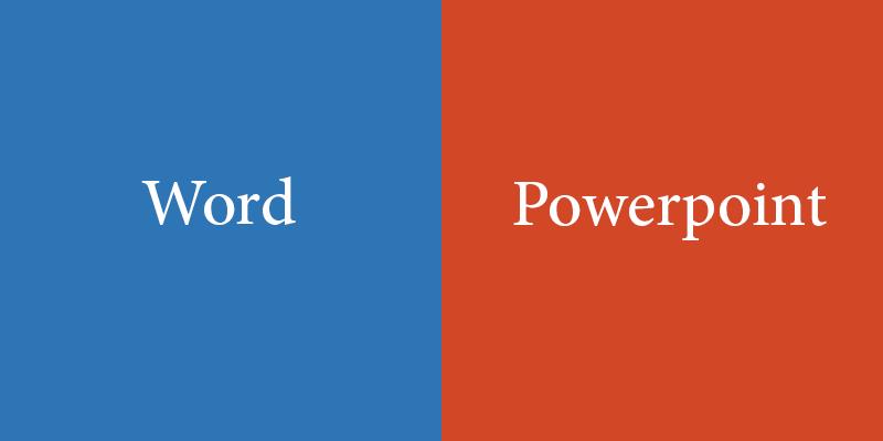 آموزش کاربردی Word و PowerPoint