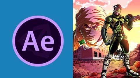 آموزش کامل Transitions در Adobe After Effects