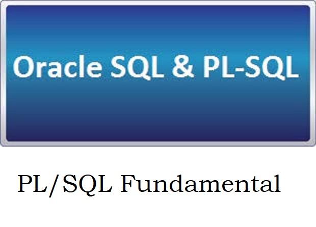 آموزش PL/SQL Fundamental